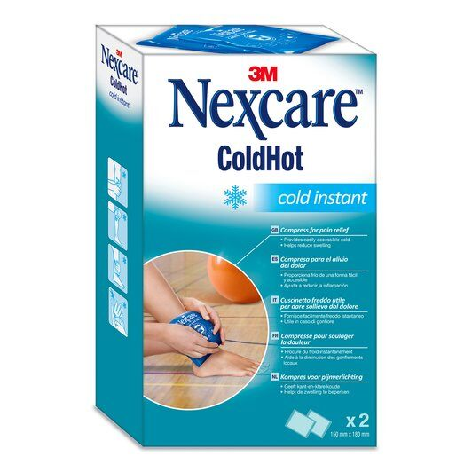 Nexcare Cold Hot Cold Instant X 2