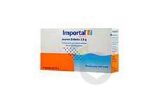 IMPORTAL 2,5 g Poudre pour solution buvable jeune enfant (10 sachets)