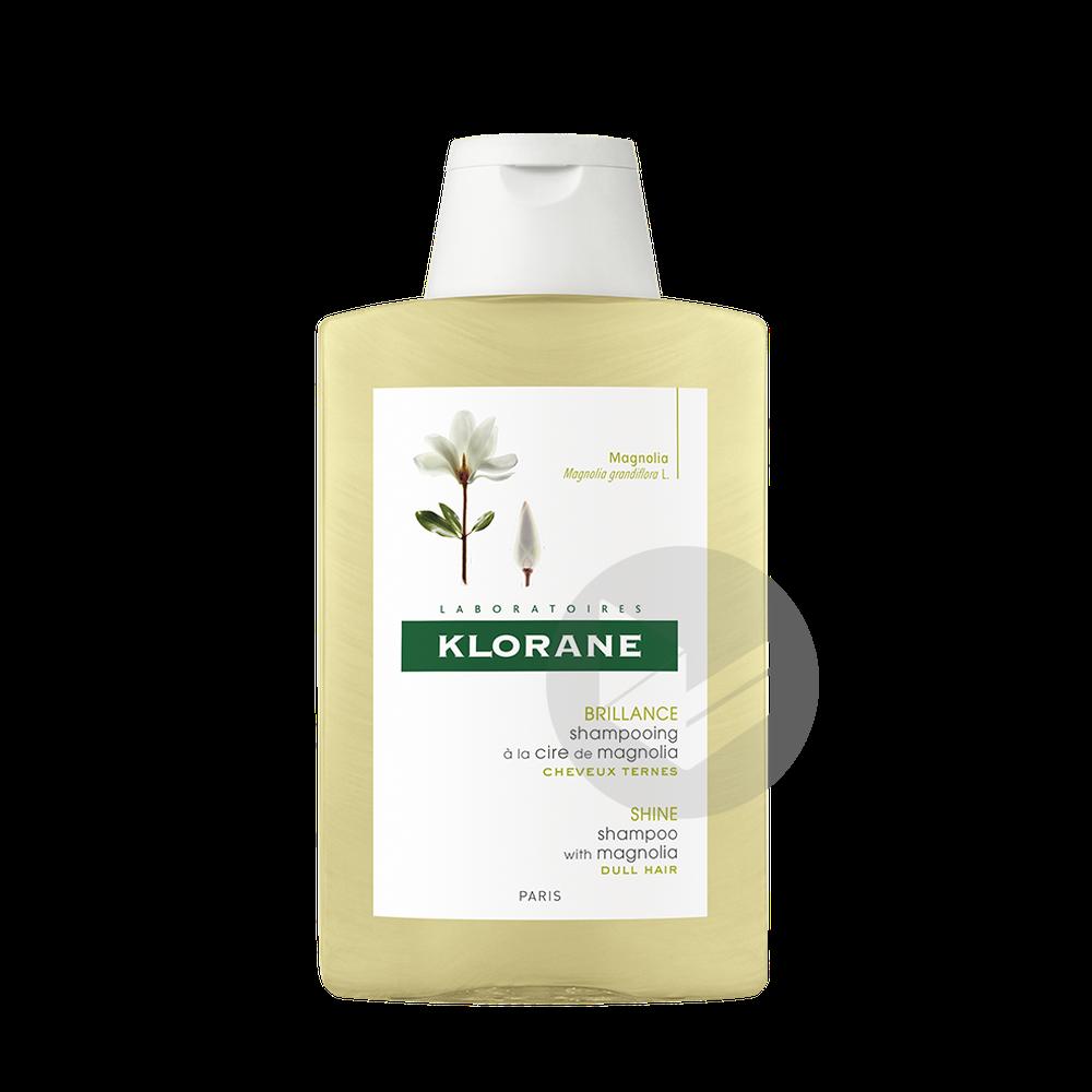 Shampooing à la cire de Magnolia 200ml