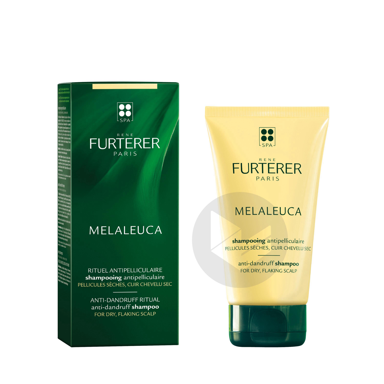 Rene Furterer Melaleuca Shampooing Pellicules Seches 150 Ml