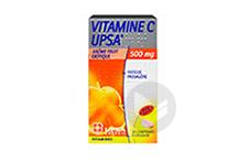 C Upsa 500 Mg Comprime A Croquer Fruit Exotique 2 Tubes De 15