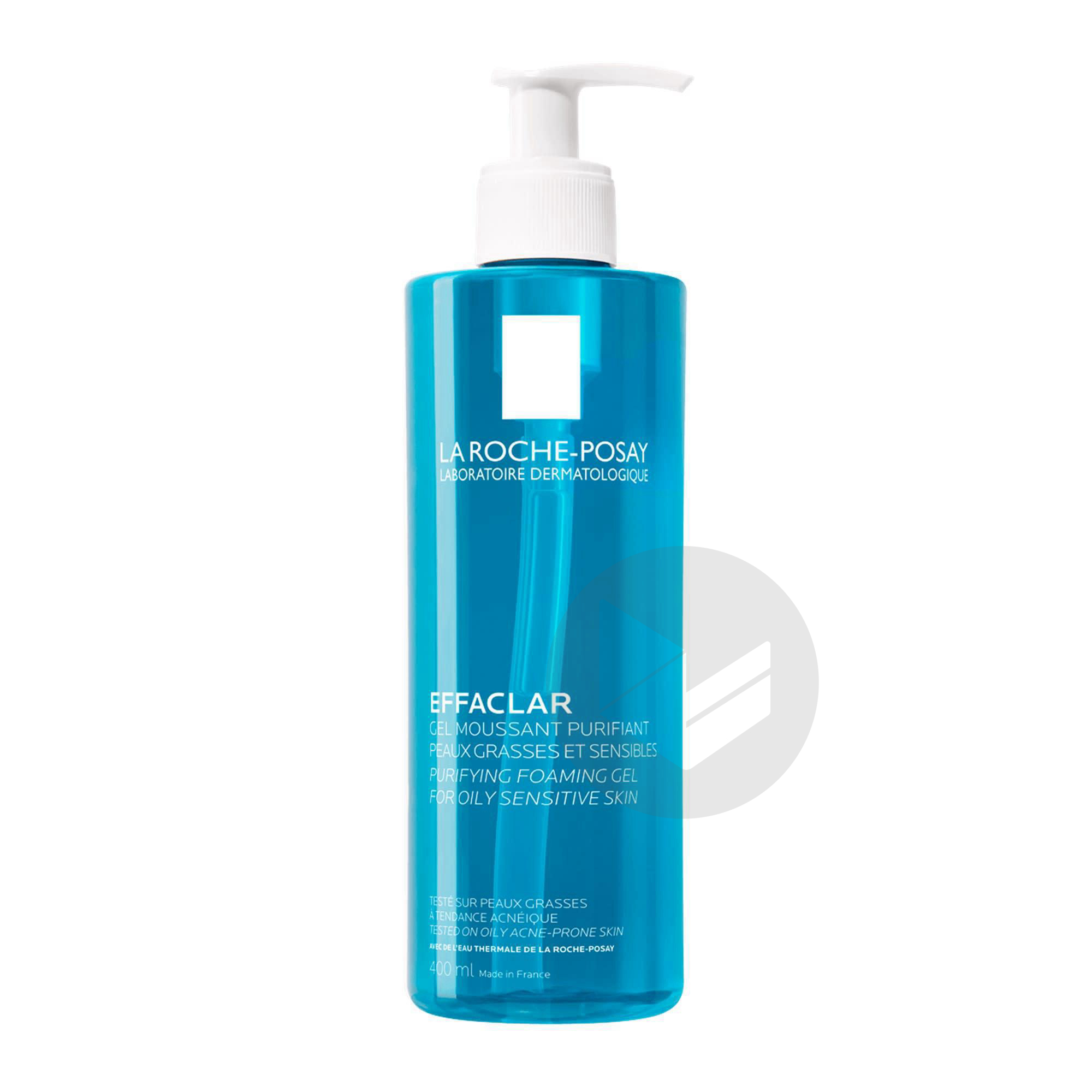 Effaclar Gel Moussant Purifiant 400 Ml