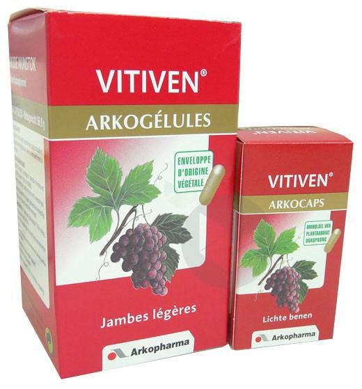 Arkogelules Vitiven Gel Fl 150 Fl 45 Offert
