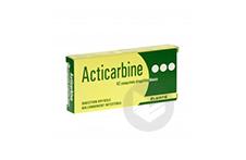 ACTICARBINE Comprimé enrobé (Boîte de 42)