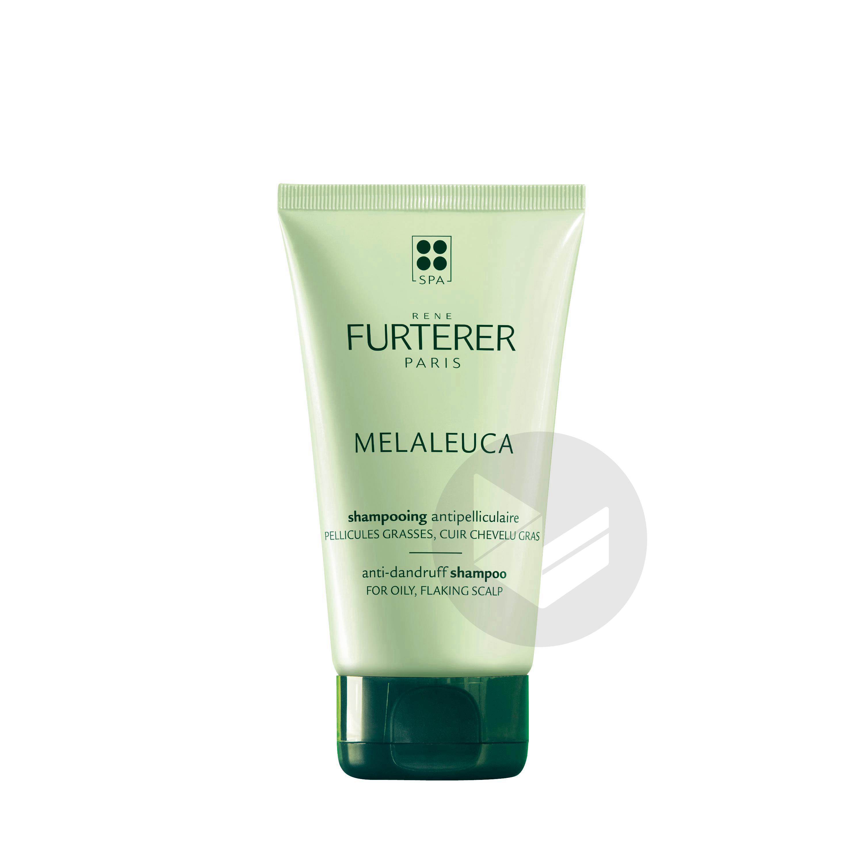 Rene Furterer Melaleuca Shampooing Pellicules Grasses 150 Ml