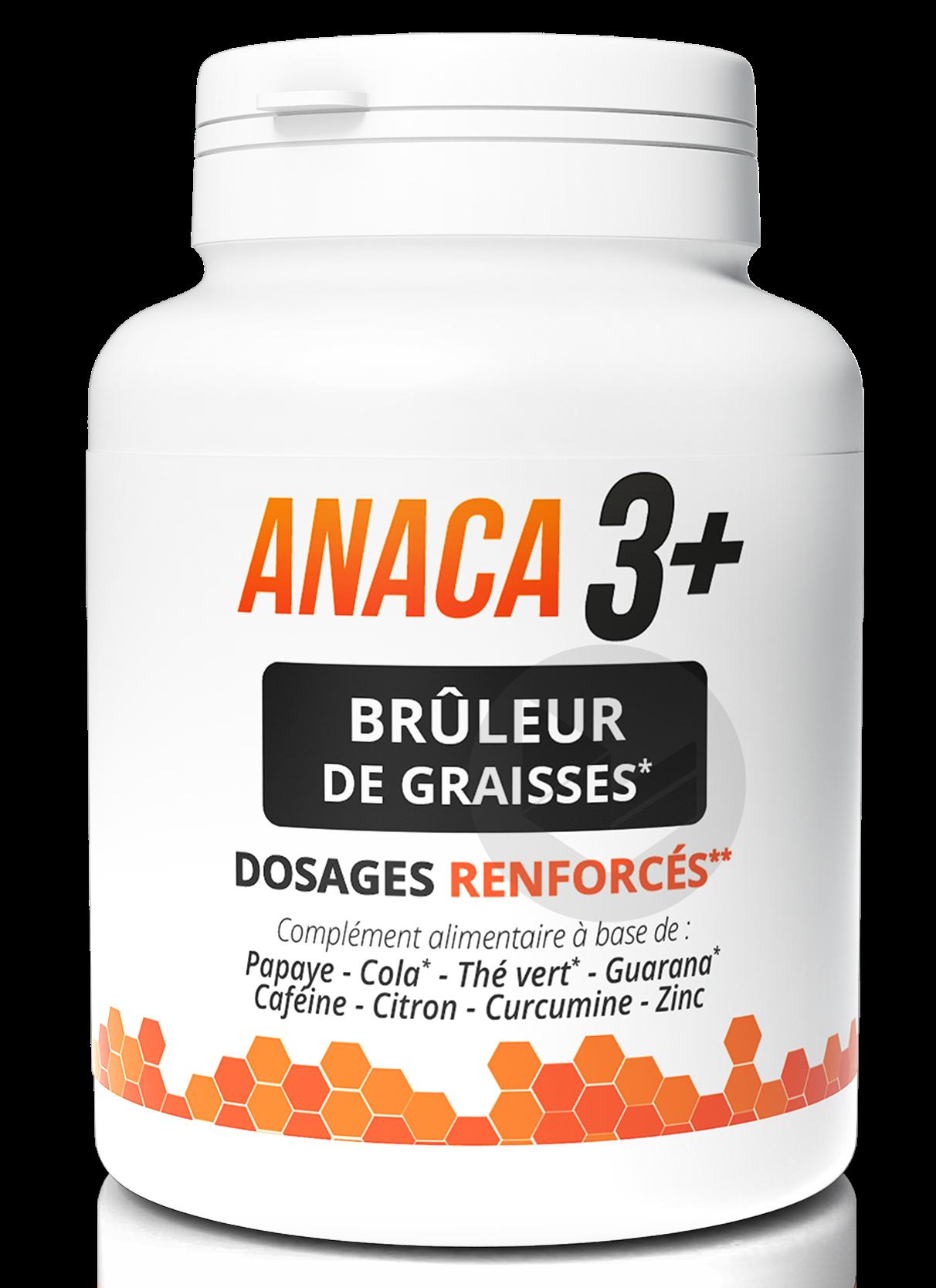 Anaca 3 Bruleur De Graisses