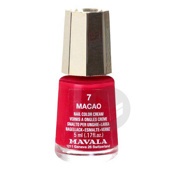 MAVALA V ongles macao mini Fl/5ml