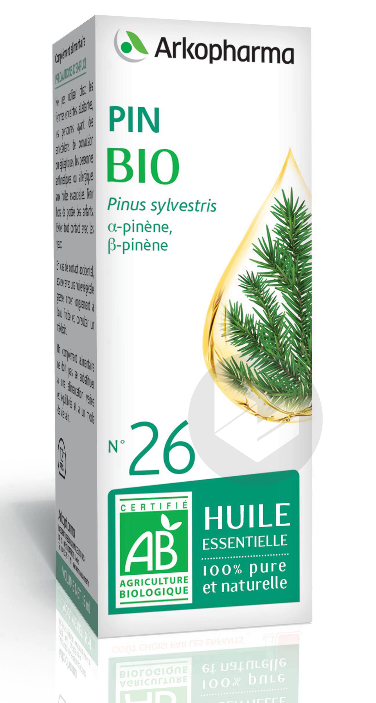 N 26 He Pin Bio 5 Ml