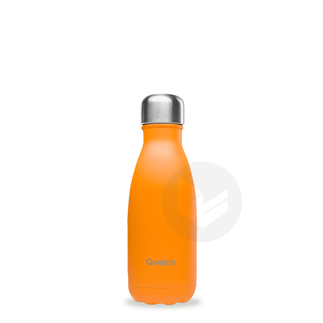 Bouteille isotherme inox safran 260ml