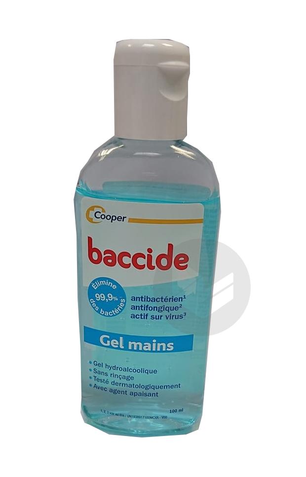 Baccide Gel Hydro Alcoolique 100 Ml
