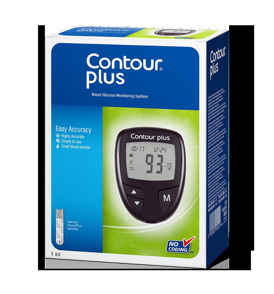 Coffret Contour Next Systeme D Autosurveillance Glycemique