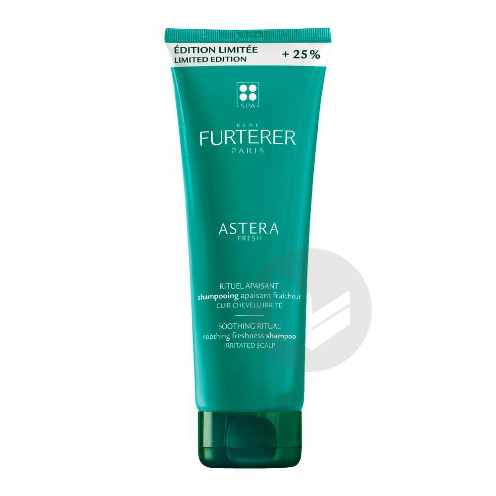 Rene Furterer Astera Fresh Shampooing Apaisant Fraicheur 250 Ml