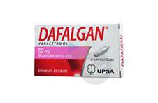 DAFALGAN 80 mg Suppositoire (Plaquette de 10)