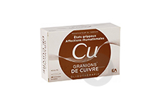 De Cuivre 0 3 Mg 2 Ml Solution Buvable 30 Ampoules De 2 Ml