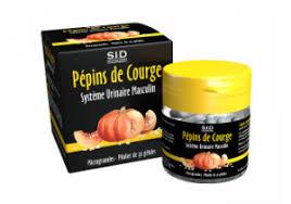 Pepins De Courge Gelules X 90