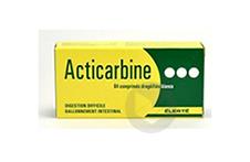 ACTICARBINE Comprimé enrobé (Boîte de 84)