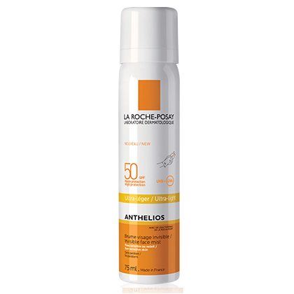 ANTHELIOS XL SPF50+ Brume invisible T/75ml