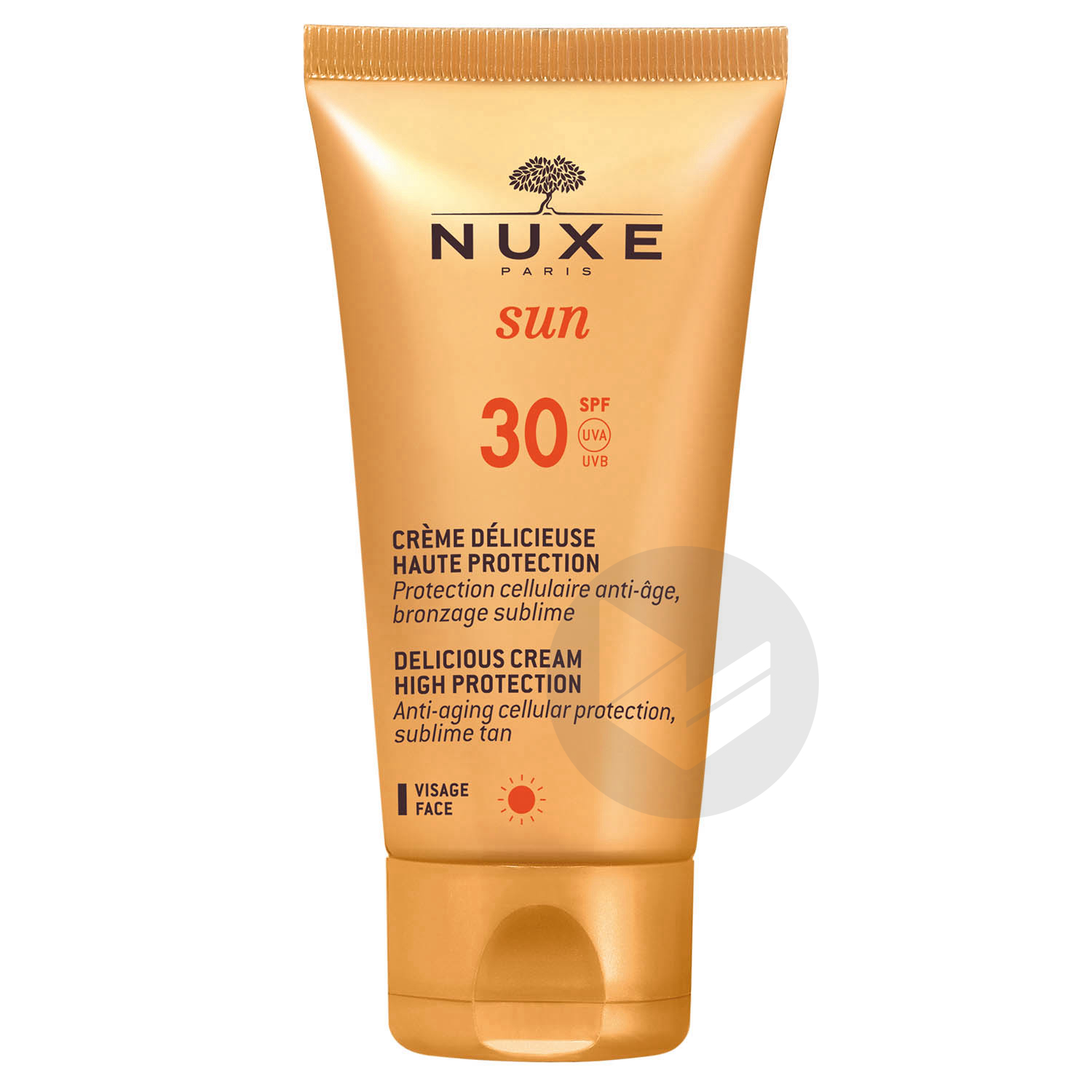 Creme Delicieuse Haute Protection Spf 30 Sun
