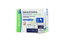 PARACETAMOL BIOGARAN 300 mg Poudre pour solution buvable en sachet-dose (Boîte de 12)