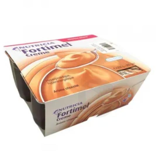 Fortimel Creme 2 Kcal Chocolat 4 X 200 G