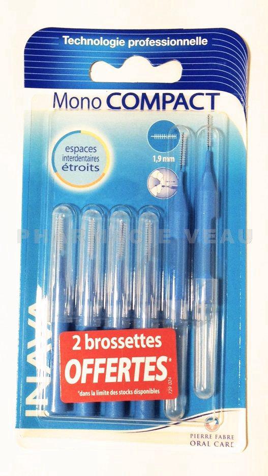 Brossette Inter Dentaire Bleu Blist 4 2 Offert