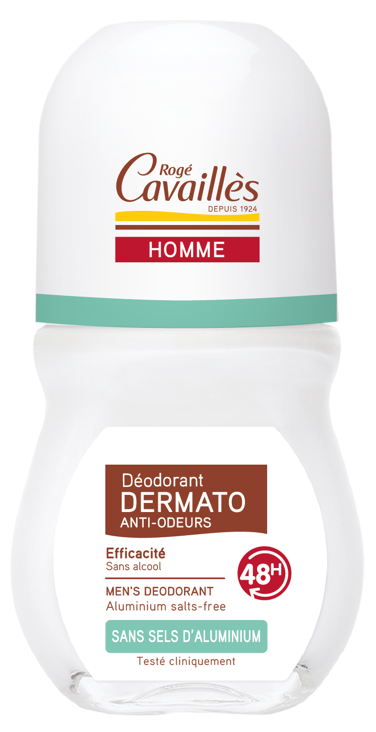 Deodorant Dermato Homme Roll On 50 Ml
