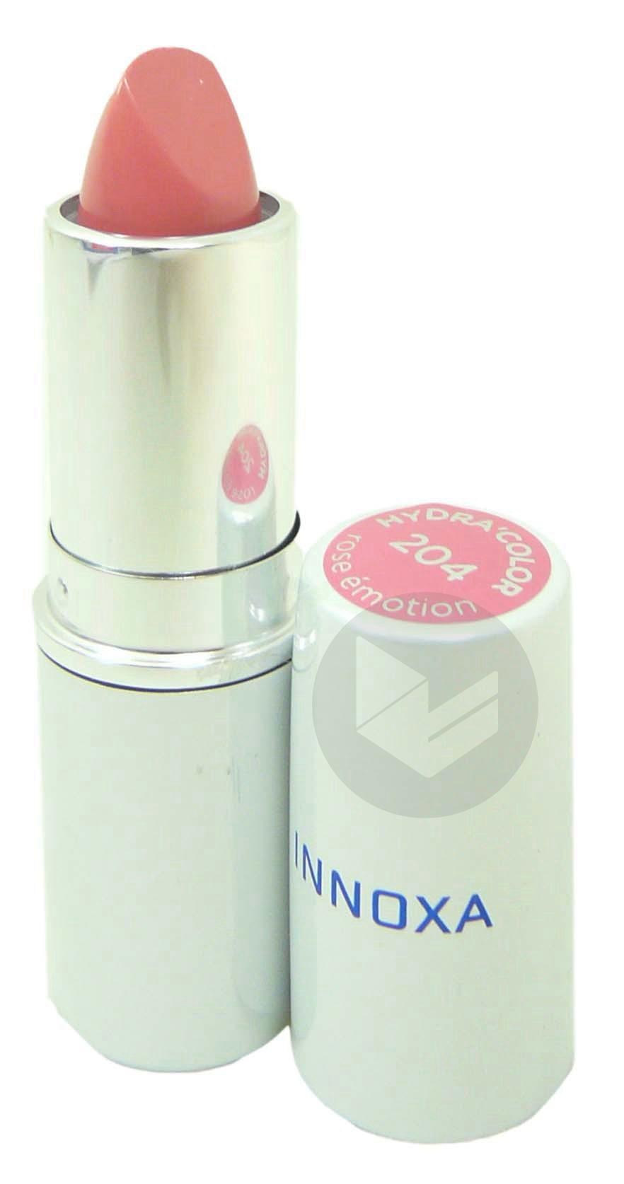 INNOXA HAUTE TOLERANCE R lèvres hydra color rose émotion 204