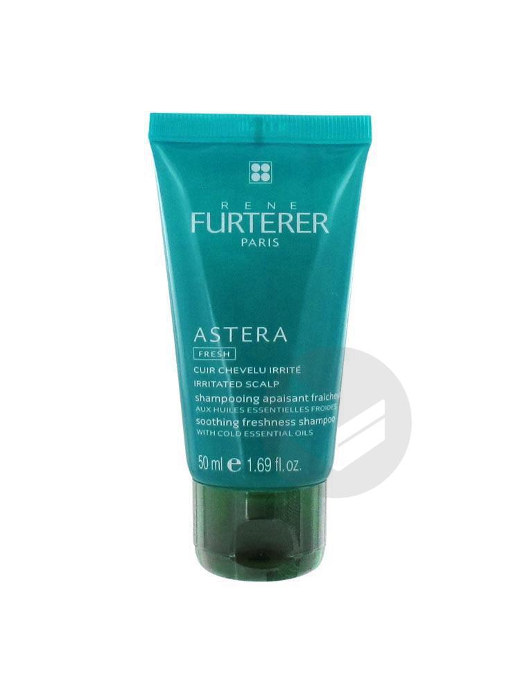 RENE FURTERER ASTERA FRESH Shampooing apaisant fraîcheur T/50ml