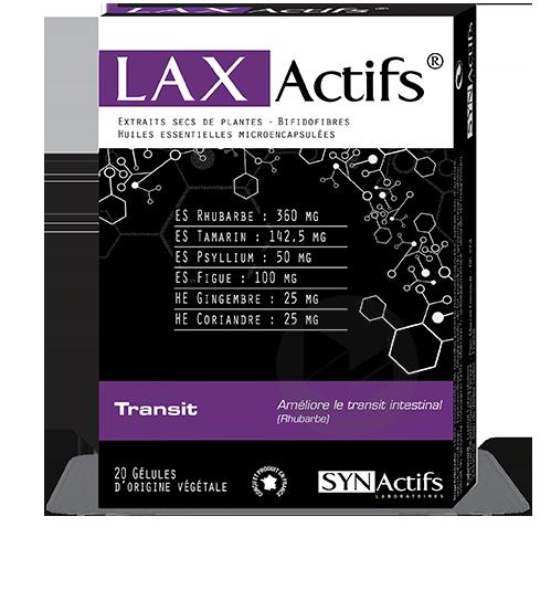 Synactifs Laxactifs Gel B 20