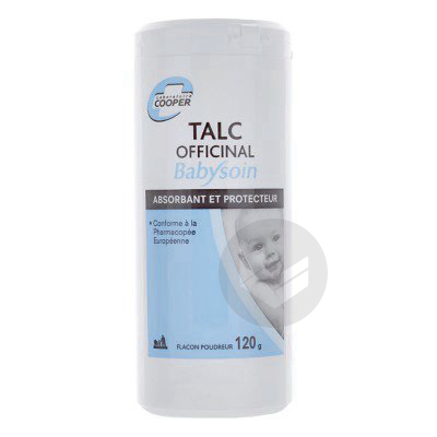 Talc Officinal Pdr B Pdreuse 120 G