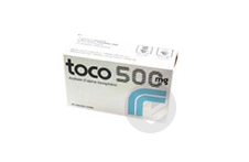 500 Mg Capsule Molle Plaquette De 30