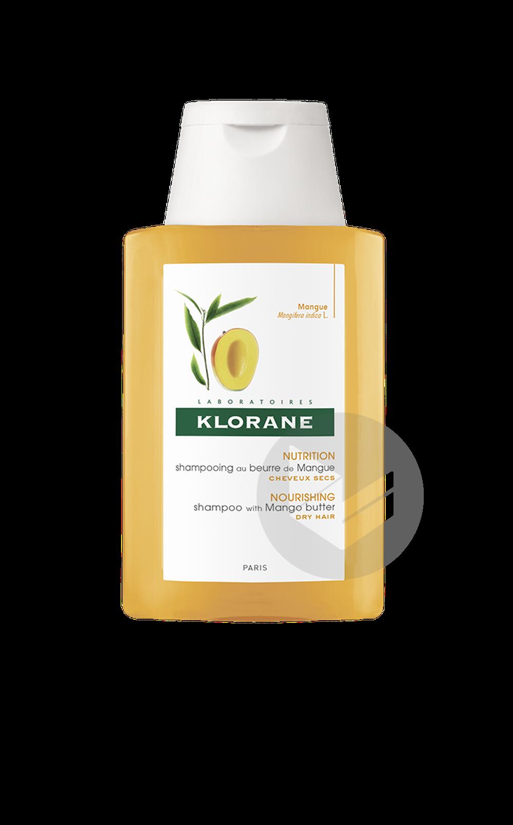 Shampooing Au Beurre De Mangue 100 Ml