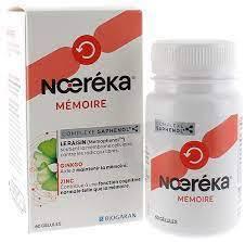 Noereka Memoire 30 Gelules