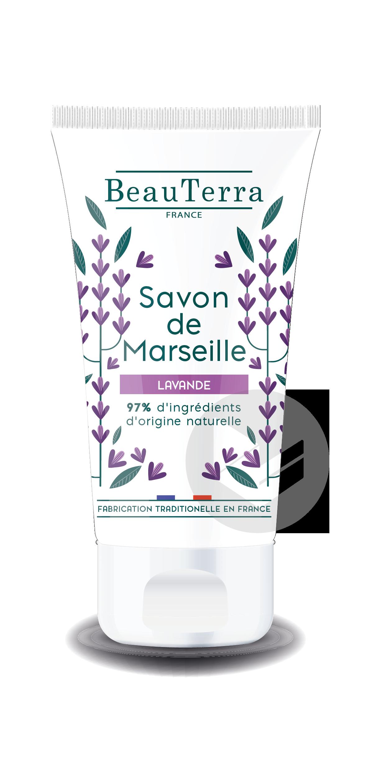 Savon De Marseille Liquide Lavande 100 Ml