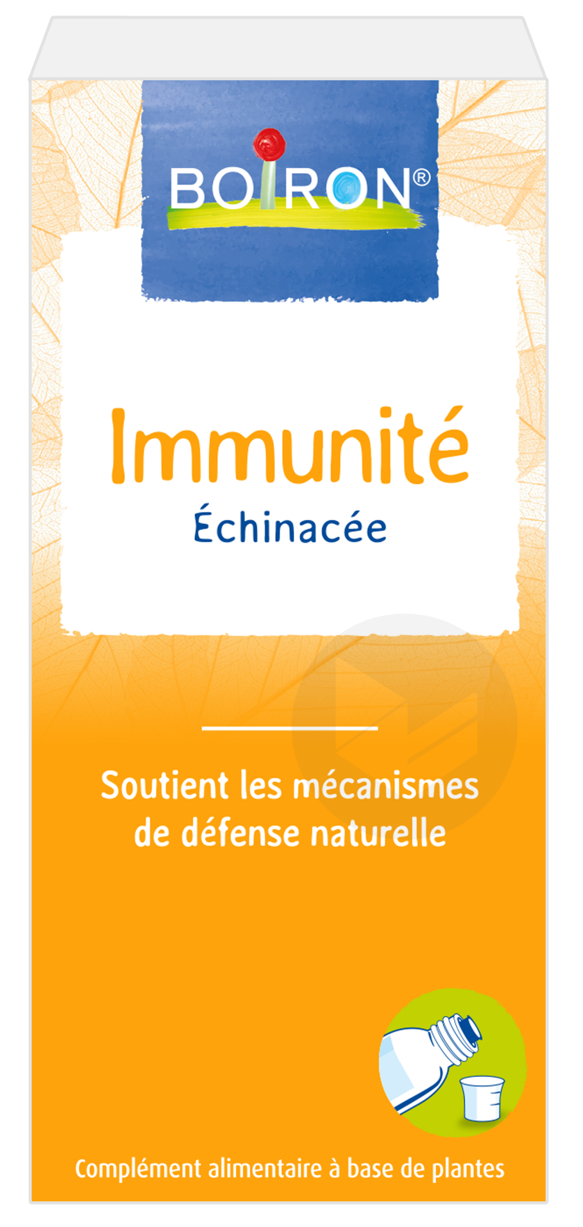 Extrait De Plantes Immunite Echinacee 60 Ml
