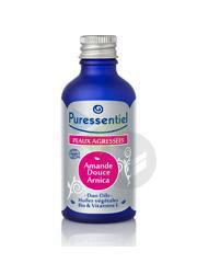 PURESSENTIEL DUO-OILS Huile végétale peau agressée Fl/50ml