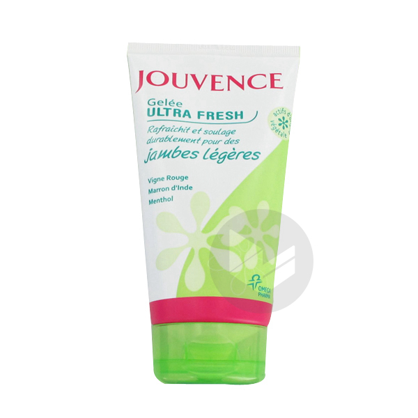 Gelee Ultra Fresh Fraicheur Intense Jambes Fatiguees T 150 Ml