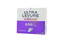 Ultra Levure 200 Mg Gelules Plaquette De 10