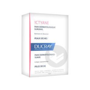 Ictyane Pain Dermatologique Surgras Sans Savon 100 G