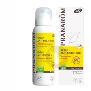 Spray Atmosphere Et Tissus Anti Moustiques