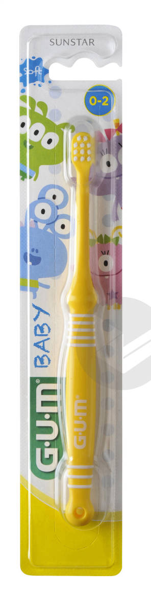 Brosse A Dents Baby 0 2 Ans