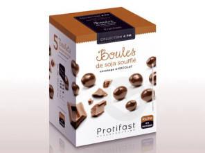 Boule De Soja Chocolat 5 Sachets