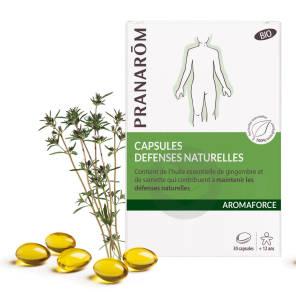 Capsules Defenses Naturelles