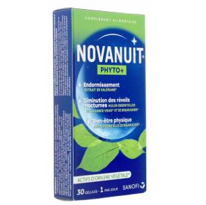 Novanuit Phyto Plus 30 Gelules