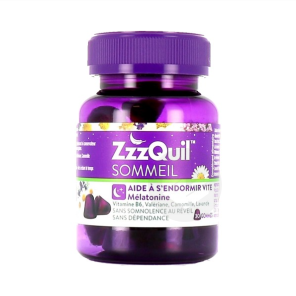 Zzzquil Sommeil Gomme 30 Gommes