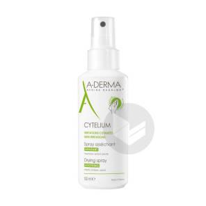 Cytelium Spray Lot Dermatologique Peau Irritee Reactive Spray 100 Ml