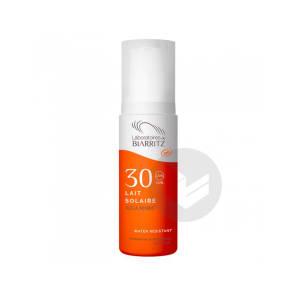 Lait Solaire Haute Protection Spf 30 100 Ml