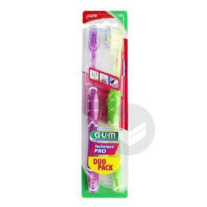 Brosse A Dents Souple X 2