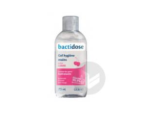 Bactidose Gel Hydroalcoolique Parfum Cerise 75 Ml