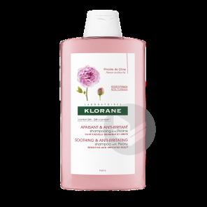 Shampooing A La Pivoine 400 Ml